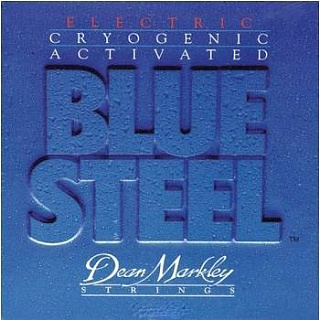 СТРУНЫ DEAN MARKLEY BLUE STEEL ELECTRIC 2550 XL