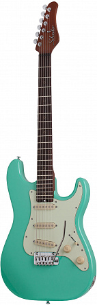 Электрогитара SCHECTER NICK JOHNSTON DS TRAD A.GREEN