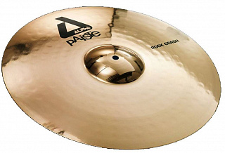 ТАРЕЛКА PAISTE 17 Alpha  Brilliant Rock Crash