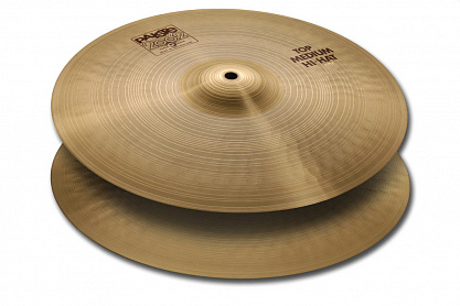 "ТАРЕЛКА PAISTE 13"" MEDIUM HI-HAT 2002"