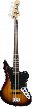 FENDER SQUIER VINTAGE MODIFIED JAGUAR BASS RW 3-COLOR SUNBURST