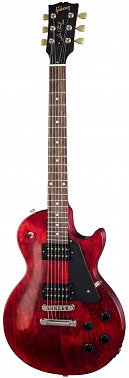 Электрогитара GIBSON LES PAUL FADED 2018 WORN CHERRY