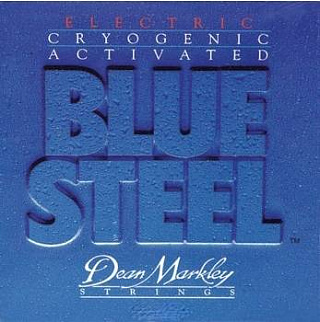 СТРУНЫ DEAN MARKLEY BLUE STEEL ELECTRIC 2554 CL