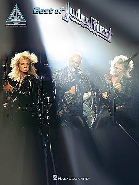 HAL LEONARD    RVRN JUDAS PRIEST BEST OF