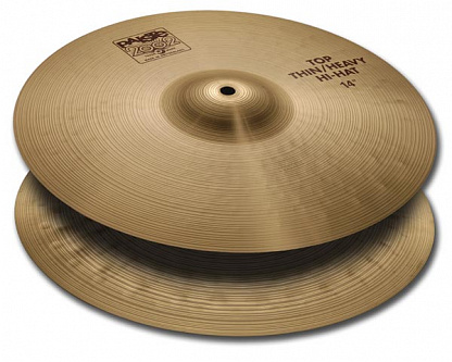 "ТАРЕЛКА PAISTE 14"" THIN HEAVY HI-HAT 2002"