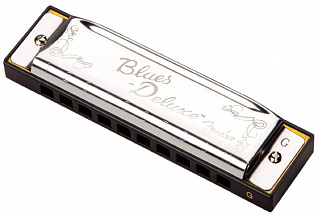 Губная гармоника FENDER Blues Deluxe Harmonica G