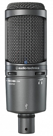 Микрофон AUDIO-TECHNICA AT 2020 USB+