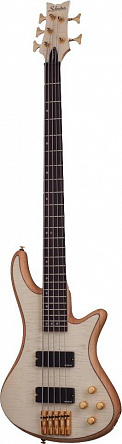 БАС-ГИТАРА SCHECTER STILETTO CUSTOM-5 NAT