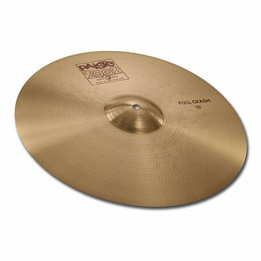 "ТАРЕЛКА PAISTE 18"" FULL CRASH 2002"