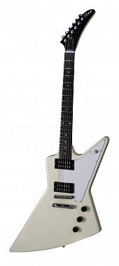 ЭЛЕКТРОГИТАРА GIBSON EXPLORER 2008 MODEL CLASSIC WHITE CH HDWE