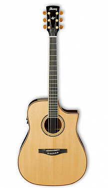 ЭЛЕКТРОАКУСТИЧЕСКАЯ ГИТАРА IBANEZ AWS1000ECE NATURAL