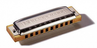 ГУБНАЯ ГАРМОШКА HOHNER BLUES HARP 532/20 MS F