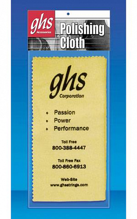 САЛФЕТКА GHS POLISHING CLOTH A7