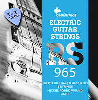 Струны GALLI STRINGS RS965