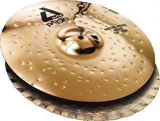 ТАРЕЛКА PAISTE 14 Alpha Brilliant Metal Edge Hats