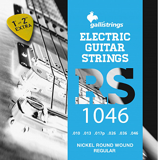 Струны GALLI STRINGS RS1046