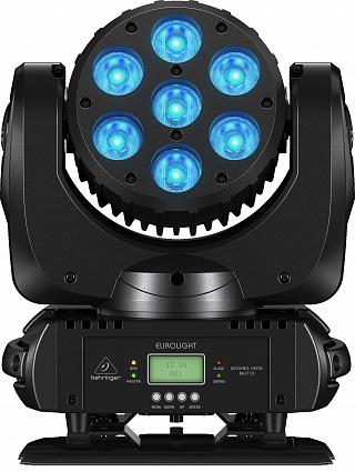 BEHRINGER MOVING HEAD MH710 LED WASH