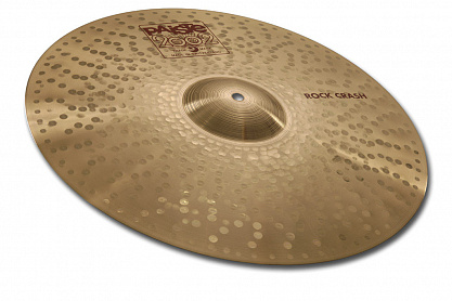 "ТАРЕЛКА PAISTE 19"" ROCK CRASH 2002"
