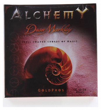 СТРУНЫ DEAN MARKLEY ALCHEMY GOLDPHOS 2045 (92/8) СL