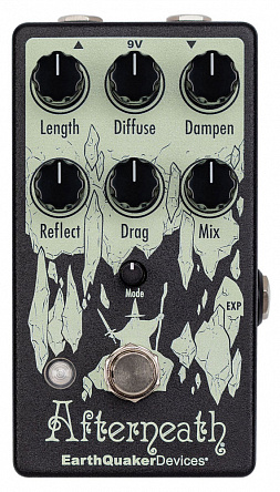 Гитарная педаль Earthquaker Devices Afterneath V3