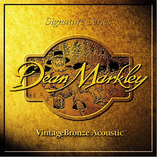 DEAN MARKLEY VINTAGE BRONZE ACOUSTIC 2004 (85/15) ML