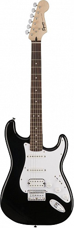 Fender Squier Bullet Stratocaster HSS Hard Tail Black